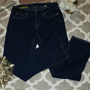 J. Crew Classic Matchstick Jeans